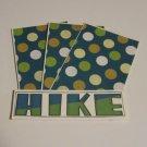 Hike b - 4pc Mat Set