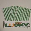 Lucky Bear - 4pc Mat Set