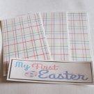 My First Easter - 4pc Mat Set