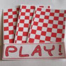 Play - 4pc Mat Set