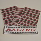 Racing b - 4pc Mat Set