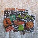 Halloween 125 - Mat Set