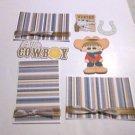 Little Cowboy a3 - Printed Piece/Title & Mats set