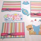 Sweet on You a3 - Printed Piece/Title & Mats set