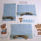 Angels a3 - Printed Piece/Title & Mats set