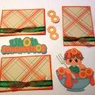 Uh Oh Spaghettios Boy a3 - Printed Piece/Title & Mats set