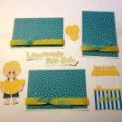 Lemonade For Sale Boy a3 - Printed Piece/Title & Mats set
