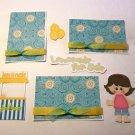 Lemonade For Sale Girl a3 - Printed Piece/Title & Mats set