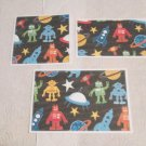 out of this world set 15f - Assorted Sewn Mats