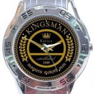 Kingsman Manners Maketh Man Analogue Watch