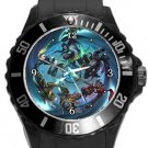 The Wonderful World Of Esports Plastic Sport Watch In Black