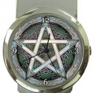 The Pentacle Money Clip Watch