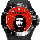 Che Guevara Plastic Sport Watch In Black