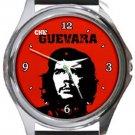 Che Guevara Round Metal Watch