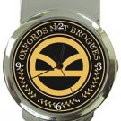 Super Cool Kingsman Logo Money Clip Watch