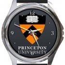 Princeton University Round Metal Watch