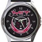 MIT Engineers Round Metal Watch