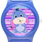 Baby Eeyore Blue Plastic Watch