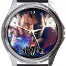 Dr Stephen Strange Round Metal Watch