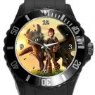 How To Train Your Dragon Plastic Sport Watch In Black