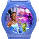 The Princess and The Frog Blue Plastic Watch