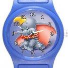 Dumbo Blue Plastic Watch