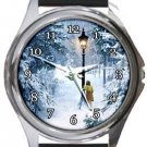 Chronicles Of Narnia Round Metal Watch