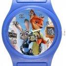 Zootopia Blue Plastic Watch