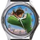 The Good Dinosaur Round Metal Watch