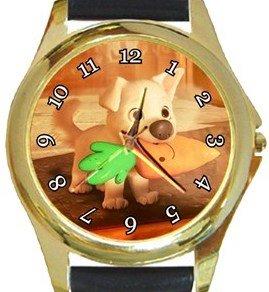 Bolt Gold Metal Watch