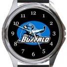 State University of New York Round Metal Watch