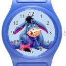 Eeyore Blue Plastic Watch