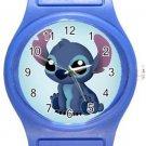 Lilo & Stitch Blue Plastic Watch