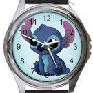 Lilo & Stitch Round Metal Watch