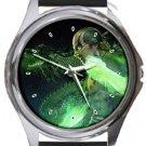 Iron Fist Round Metal Watch
