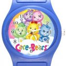 Care Bears Blue Plastic Watch