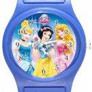 Disney Princesses Blue Plastic Watch