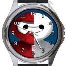 Baymax Round Metal Watch