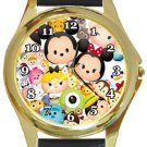 Tsum Tsum Gold Metal Watch