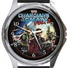Guardians of the Galaxy Vol 2 Round Metal Watch