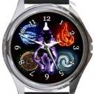 Avatar The Last Airbender Round Metal Watch