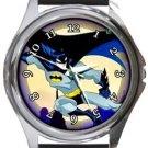 Batman Classic Round Metal Watch