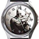 Batman Arkham Round Metal Watch