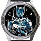 Unique Batman Round Metal Watch