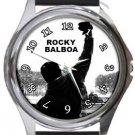 Rocky Balboa Round Metal Watch
