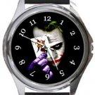 Joker Round Metal Watch