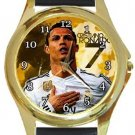 Cristiano CR7 Gold Metal Watch