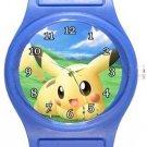 Pikachu Blue Plastic Watch