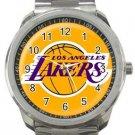 LA Lakers Sport Metal Watch