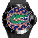 Florida Gators Plastic Sport Watch In Black